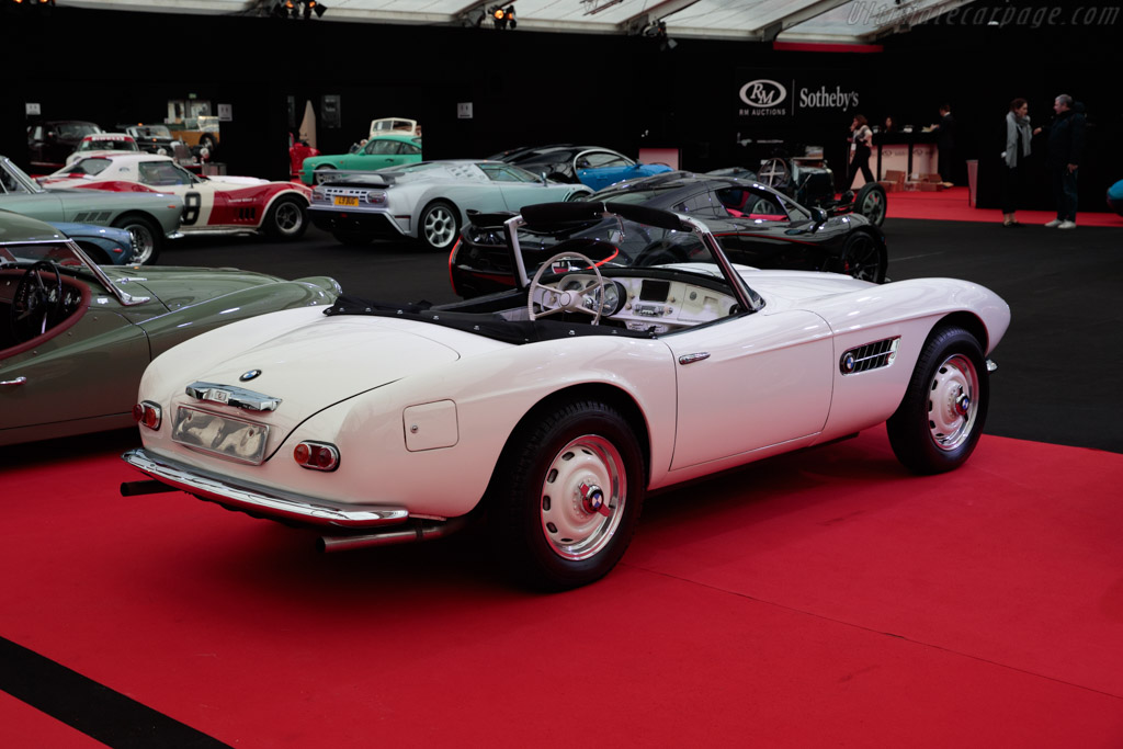 BMW 507 Roadster - Chassis: 70127   - 2018 Retromobile
