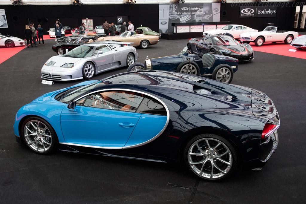 Bugatti Chiron - Chassis: VF9SP3V39HM795042   - 2018 Retromobile