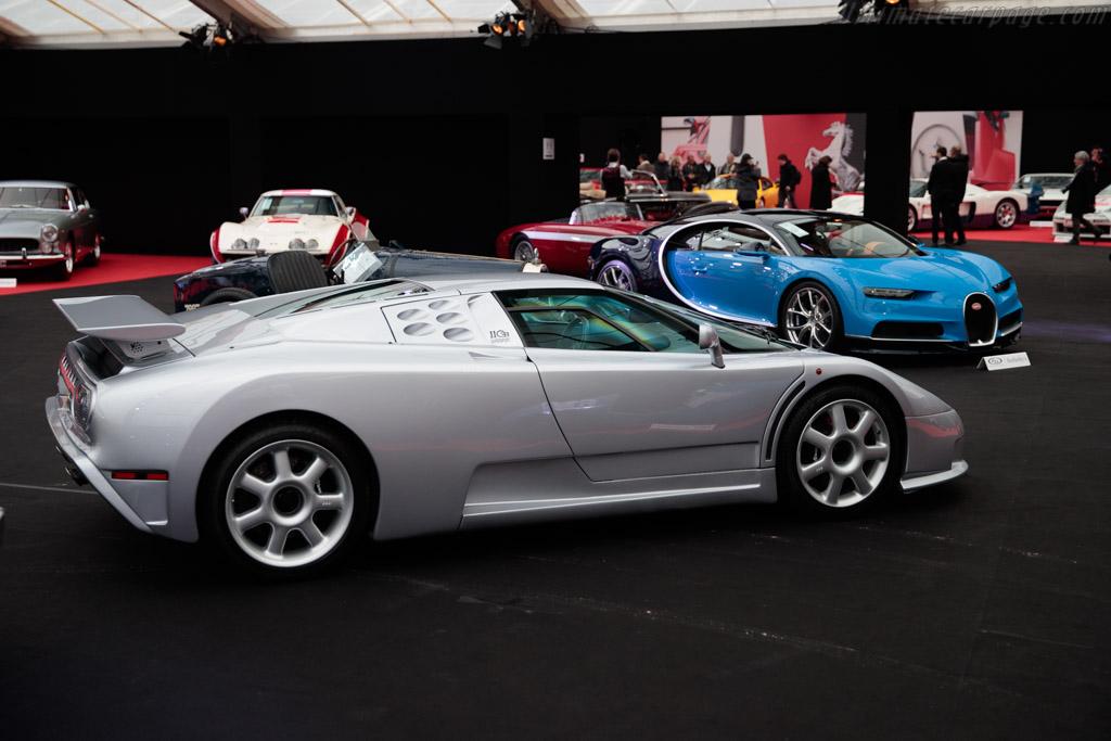 Bugatti EB110 SS - Chassis: ZA9BB02E0PCD39006   - 2018 Retromobile
