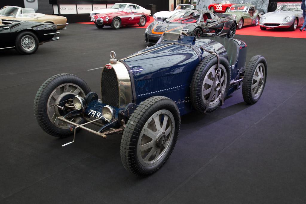 Bugatti Type 35 - Chassis: 4394   - 2018 Retromobile
