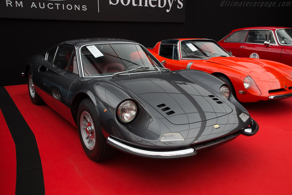 Ferrari 246 Dino GT - Chassis: 00854   - 2018 Retromobile
