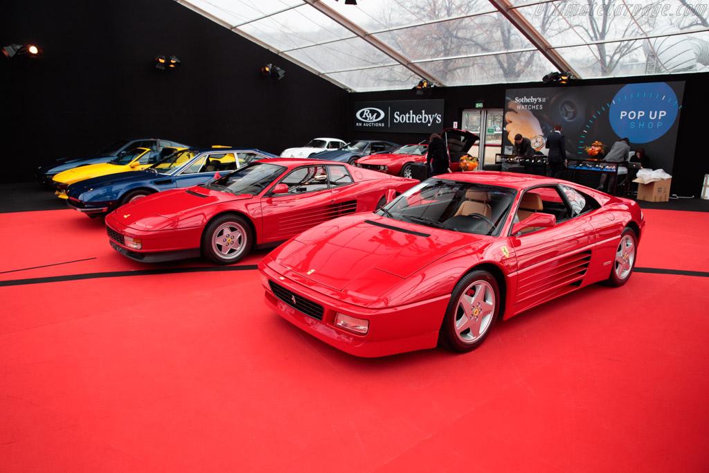 Ferrari 348 GTS - Chassis: 96858   - 2018 Retromobile