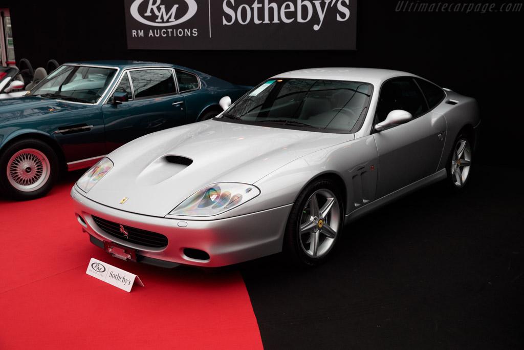 Ferrari 575M Maranello - Chassis: 128466   - 2018 Retromobile
