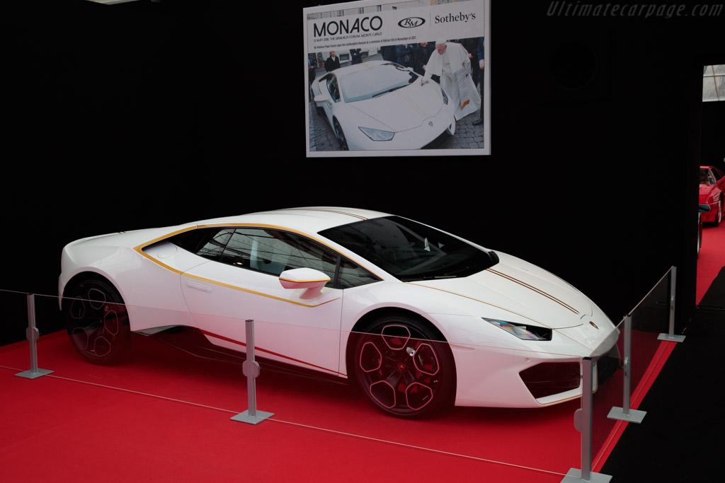 Lamborghini Huracan RWD - Chassis: ZHWEC2ZF1HLA06894   - 2018 Retromobile