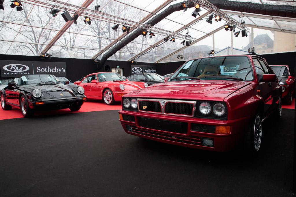Lancia Delta Integrale Evoluzione II - Chassis: ZLA831AB000586062   - 2018 Retromobile