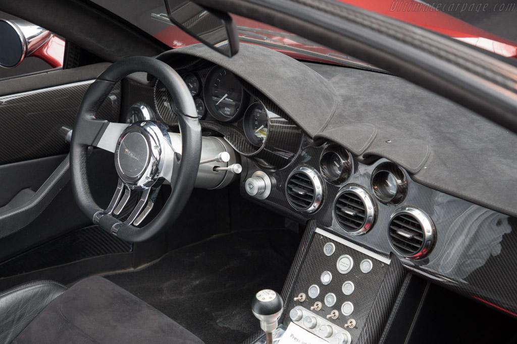 Magnate P708 Barchetta - Chassis: P708-001   - 2018 Retromobile