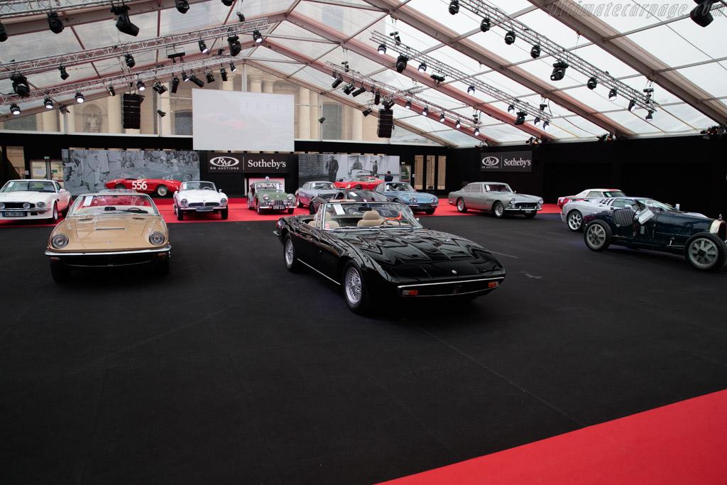 Maserati Ghibli 4.7 Spider - Chassis: AM115/S/1233   - 2018 Retromobile