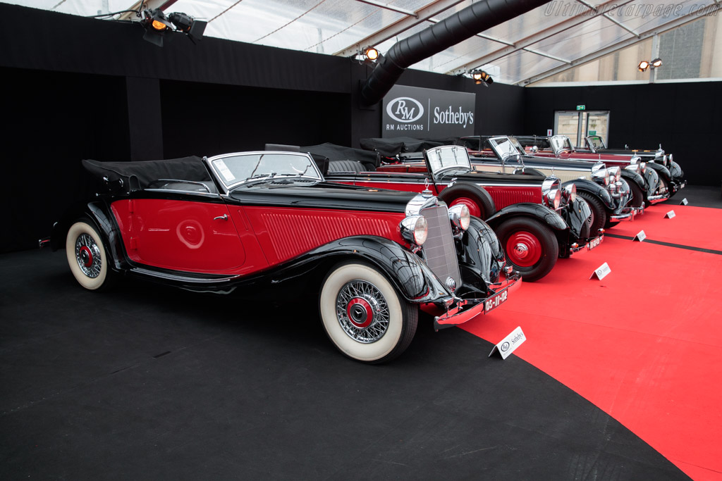 Mercedes-Benz 290 Cabriolet A - Chassis: 121584   - 2018 Retromobile
