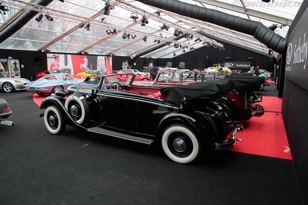Mercedes-Benz 290 Cabriolet B - Chassis: 147781   - 2018 Retromobile