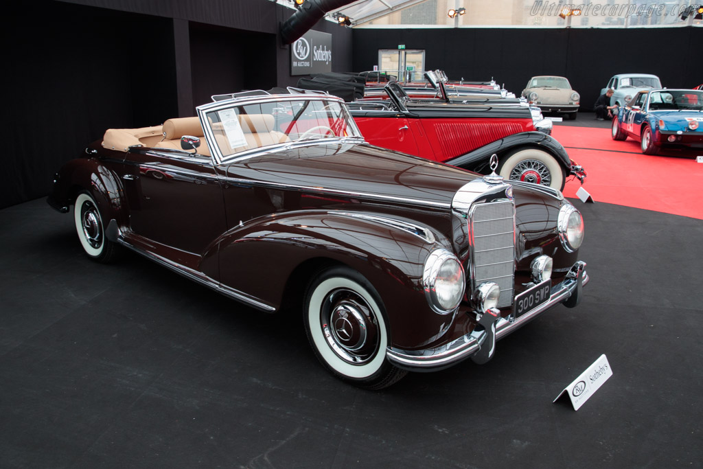 Mercedes-Benz 300 S Roadster - Chassis: 188.012.00244/53   - 2018 Retromobile