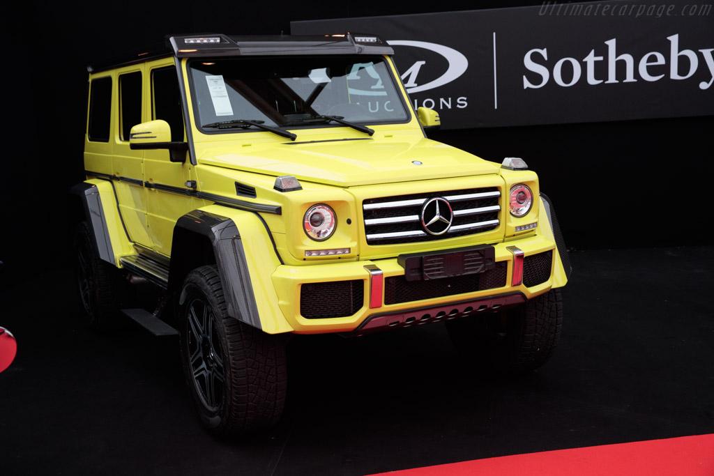 Mercedes-Benz G 500 4x4 - Chassis: WDB4632341X248331   - 2018 Retromobile