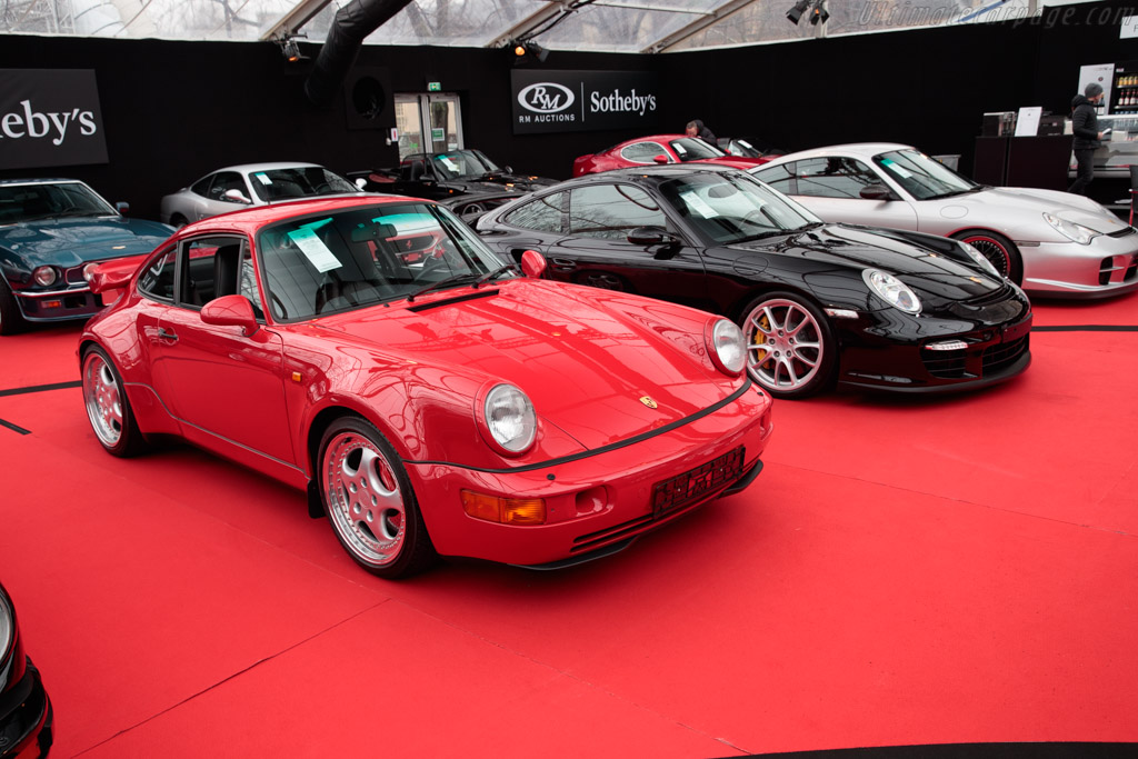 Porsche 911 Turbo 3.6 - Chassis: WP0ZZZ96ZRS470389   - 2018 Retromobile