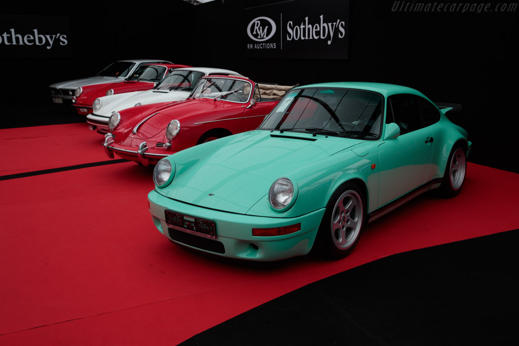 RUF CTR Clubsport - Chassis: WP0ZZZ91ZKS101210   - 2018 Retromobile