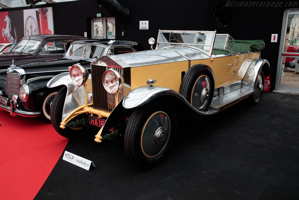 Rolls-Royce Phantom I Barker Tourer - Chassis: 82OR   - 2018 Retromobile