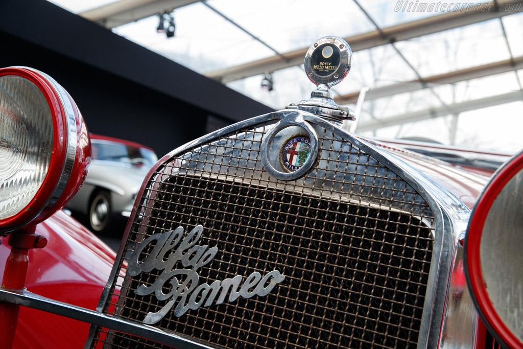 Alfa Romeo 6C 1750 Gran Sport Spider - Chassis: 8513034  - 2020 Retromobile
