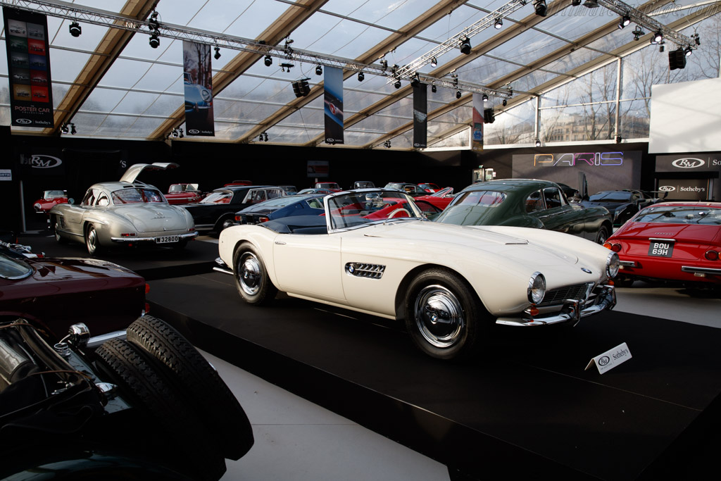 BMW 507 Roadster - Chassis: 70134  - 2020 Retromobile