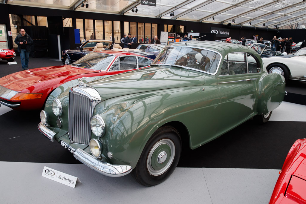 Bentley R-Type Continental Mulliner - Chassis: BC15B  - 2020 Retromobile