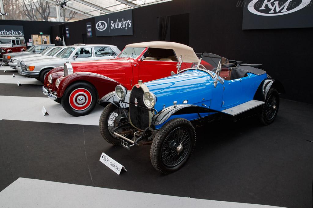 Bugatti Type 23 - Chassis: 2400  - 2020 Retromobile