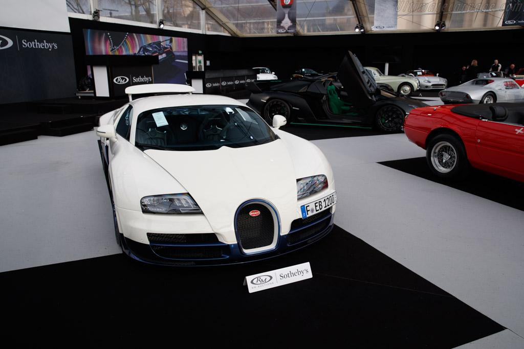Bugatti Veyron 16.4 Super Sport - Chassis: VFSG25282M795011  - 2020 Retromobile