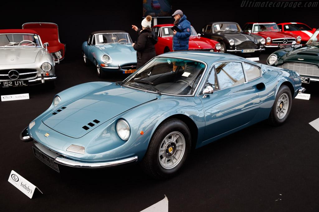 Ferrari 246 Dino GT - Chassis: 01824  - 2020 Retromobile