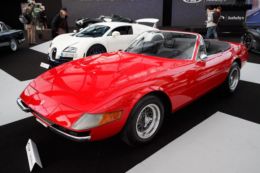 Ferrari 365 GTS/4 Daytona - Chassis: 15535  - 2020 Retromobile