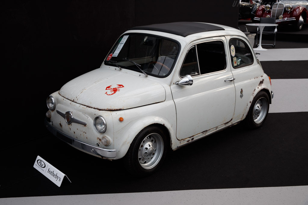 Fiat Abarth 695 SS - Chassis: 110F 1060634  - 2020 Retromobile