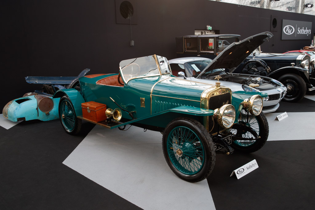 Hispano Suiza Alfonso XIII - Chassis: 2192  - 2020 Retromobile