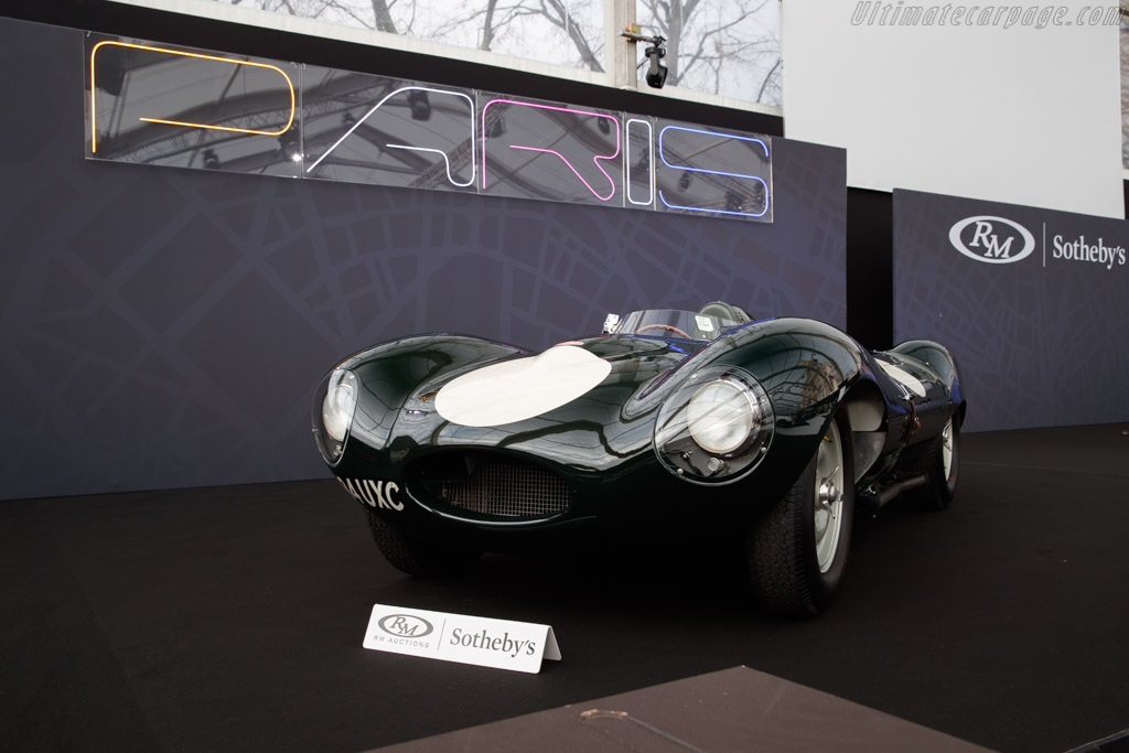 Jaguar D-Type - Chassis: XKD 520  - 2020 Retromobile