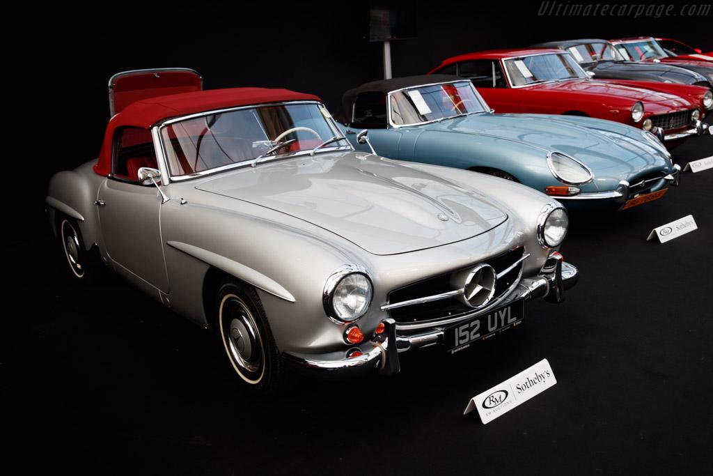 Mercedes-Benz 190 SL - Chassis: 121.040.10.022232  - 2020 Retromobile