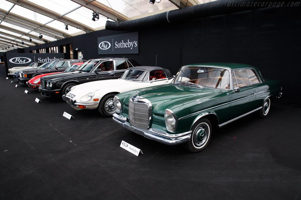 Mercedes-Benz 300 SE Coupe - Chassis: 112.021.10.003829  - 2020 Retromobile
