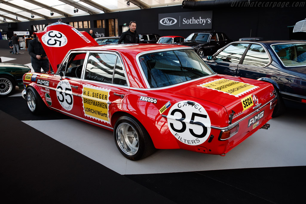 Mercedes-Benz 300 SEL 6.3 Red Pig Replica - Chassis: 109.018.12.002140  - 2020 Retromobile
