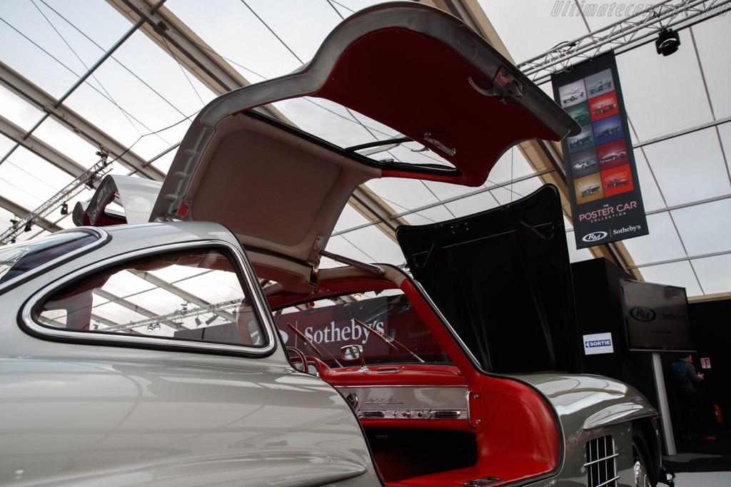 Mercedes-Benz 300 SL Gullwing - Chassis: 198.040.4500034  - 2020 Retromobile