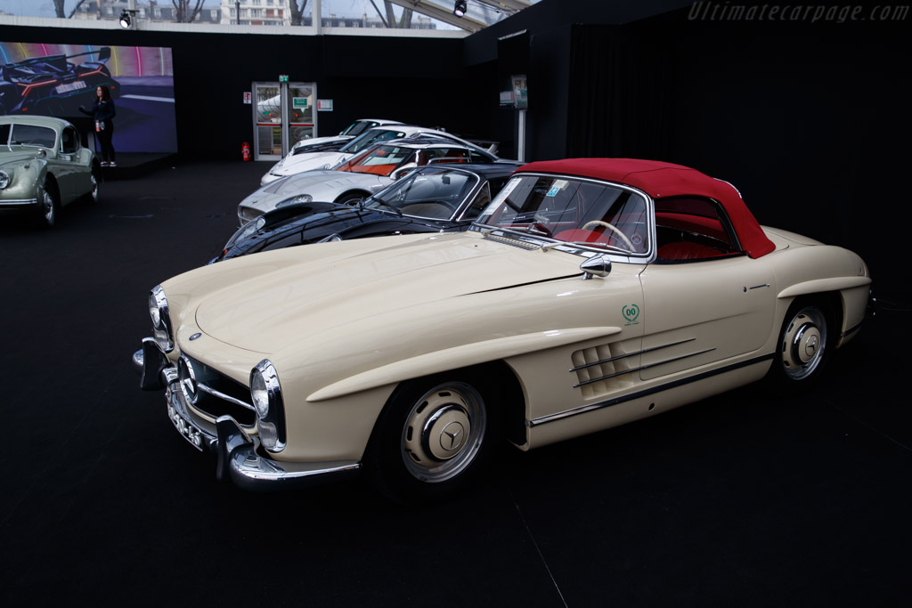 Mercedes-Benz 300 SL Roadster - Chassis: 198.042.7500594  - 2020 Retromobile