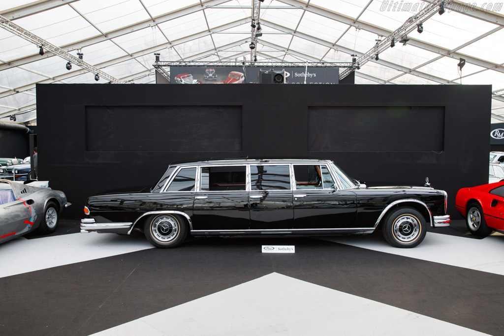 Mercedes-Benz 600 Pullman - Chassis: 100.016.12.002274  - 2020 Retromobile
