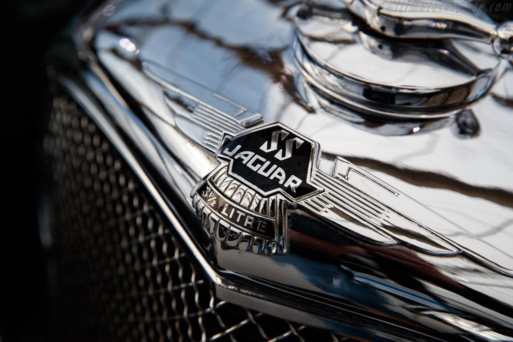 SS 100 Jaguar 3½ Roadster - Chassis: 39011  - 2020 Retromobile