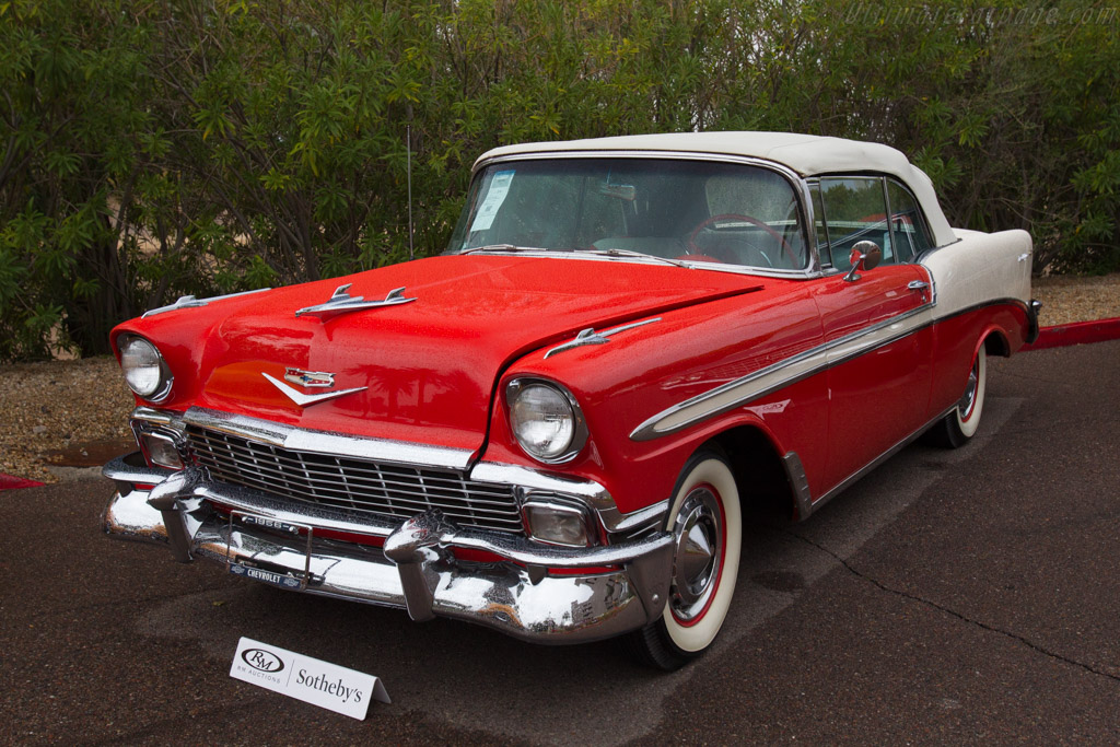 Chevrolet Bel Air Convertible - Chassis: VC56L020258   - 2017 Scottsdale Auctions