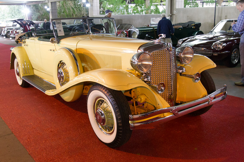 Chrysler CG Imperial Dual-Cowl Phaeton - Chassis: CG 3417   - 2017 Scottsdale Auctions