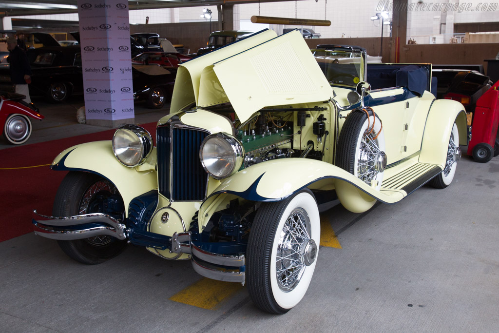 Cord L-29 Cabriolet - Chassis: 2930287   - 2017 Scottsdale Auctions