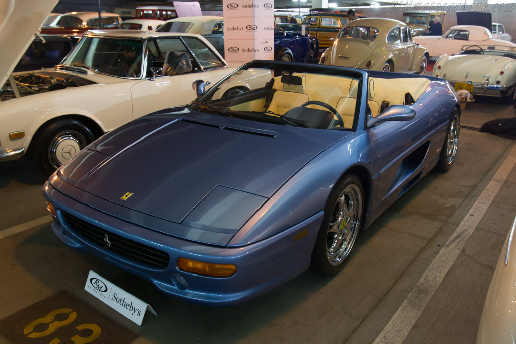 Ferrari 355 F1 Spider - Chassis: 112320   - 2017 Scottsdale Auctions