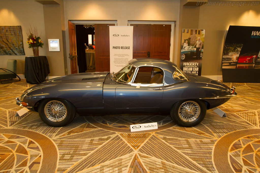 Jaguar E-Type Series I 4.2 Roadster - Chassis: 1E11799   - 2017 Scottsdale Auctions