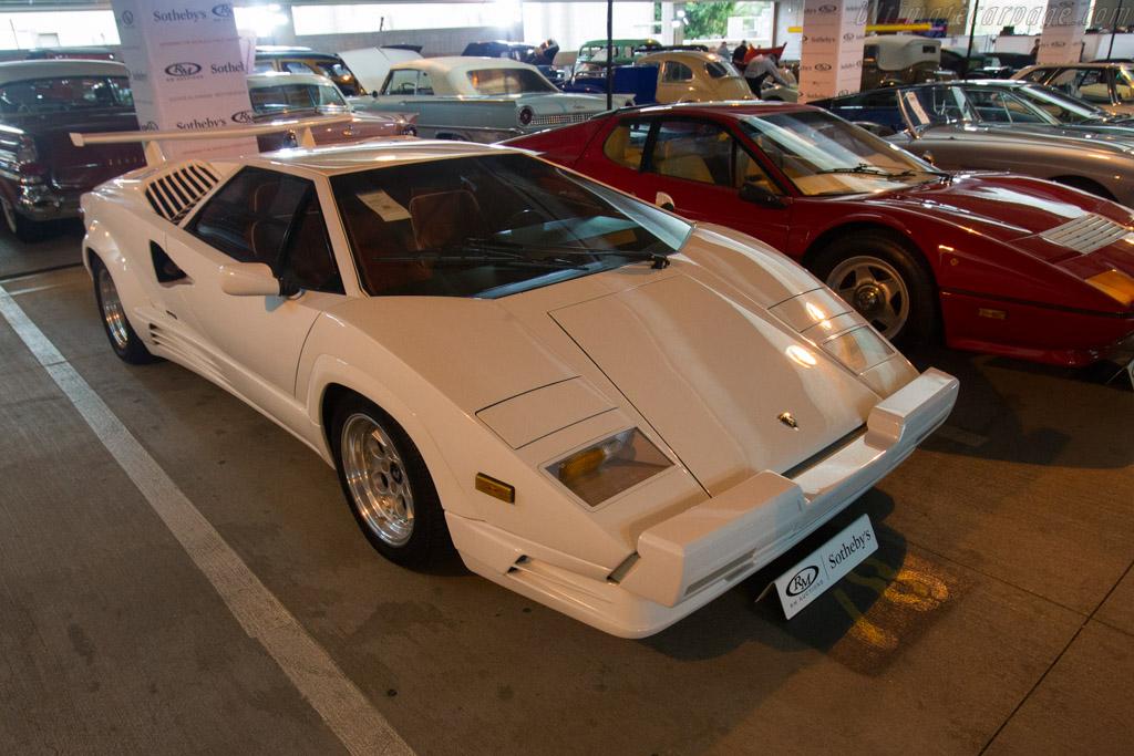 Lamborghini Countach 25th Anniversary - Chassis: ZA9CA05A8KLA12550   - 2017 Scottsdale Auctions