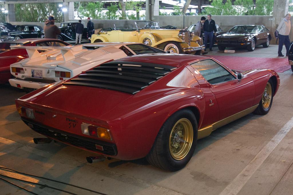Lamborghini Miura Sv Chassis 4946 2017 Scottsdale