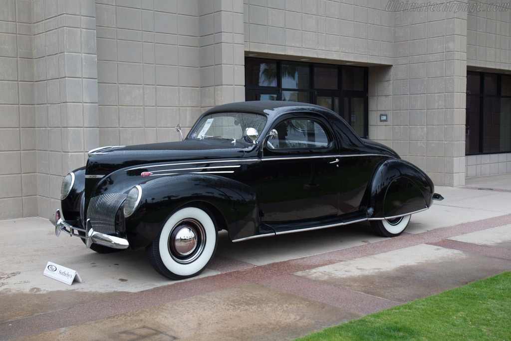 Lincoln Zephyr Three-Window Coupe - Chassis: H 71701   - 2017 Scottsdale Auctions