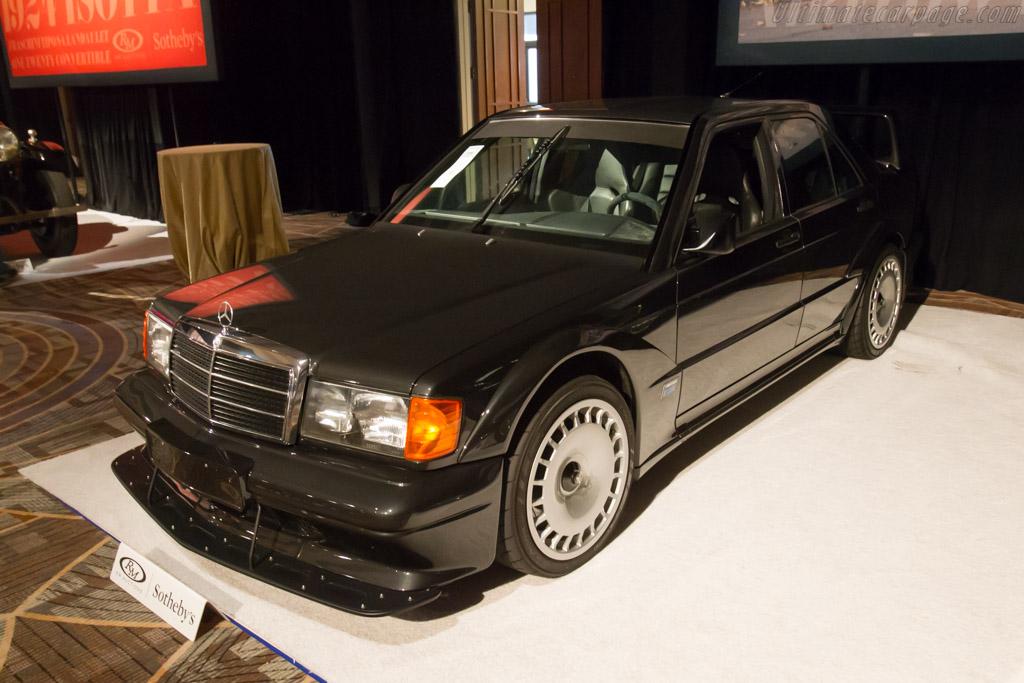 Mercedes-Benz 190 E 2.5-16 Evo II - Chassis: WDB2010361F734005   - 2017 Scottsdale Auctions