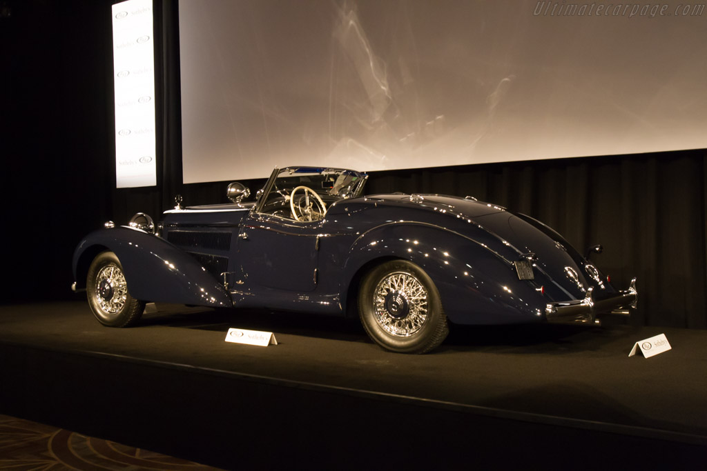 Mercedes-Benz 540 K Spezial Roadster - Chassis: 408383  - 2017 Scottsdale Auctions
