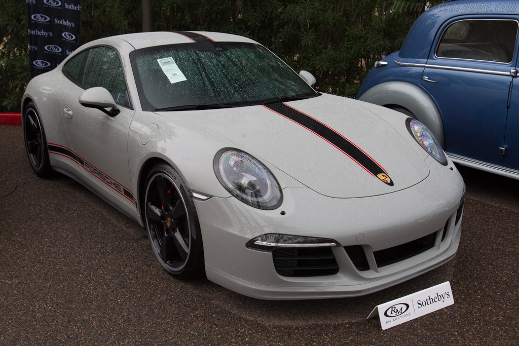 Porsche 911 Carrera Gts Rennsport Reunion Edition Chassis Wp0ab2a92gs123336 2017 Scottsdale