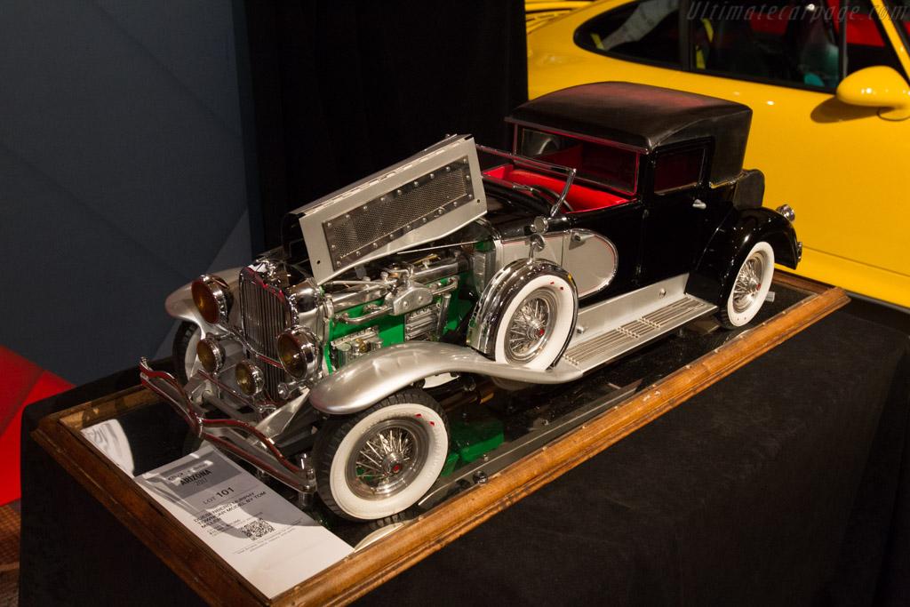 Tom Miller Duesenberg Town Car Model    - 2017 Scottsdale Auctions