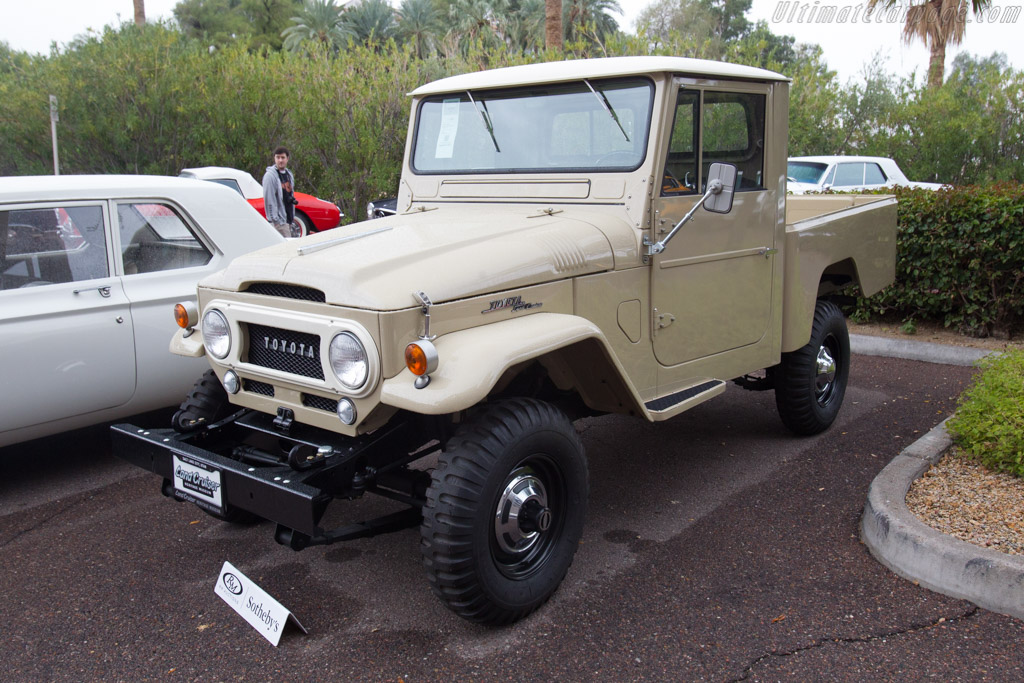 Toyota FJ45 Land Cruiser - Chassis: 4-FJ45-16568   - 2017 Scottsdale Auctions