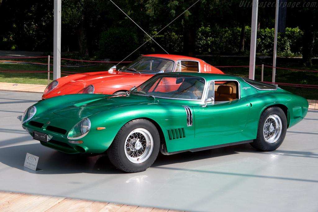 Bizzarrini 5300 GT Strada - Chassis: IA3 0314   - 2011 Concorso d'Eleganza Villa d'Este