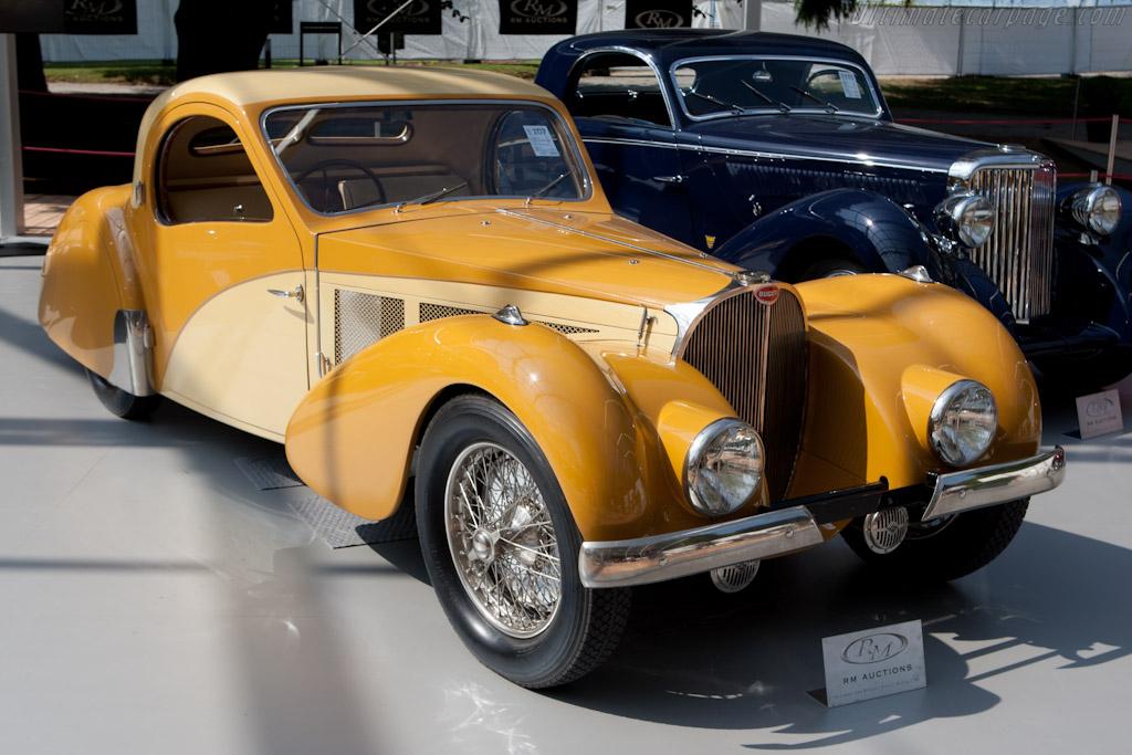 Bugatti Type 57 SC Atalante - Chassis: 57551   - 2011 Concorso d'Eleganza Villa d'Este